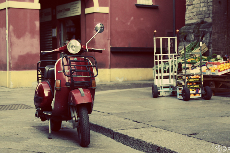 Classic Italian Transport, Parma, Italy