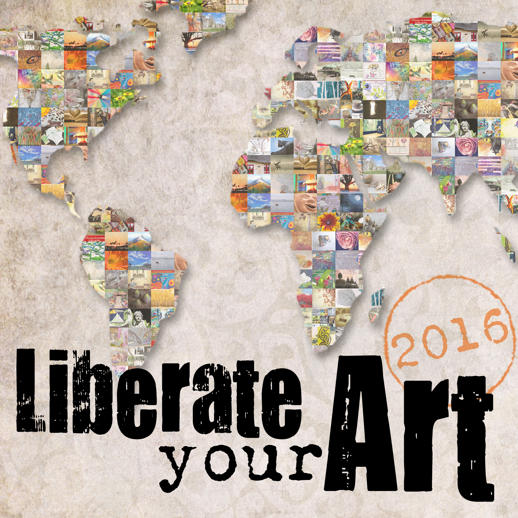 Liberate Your Art 20116