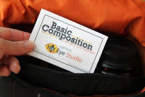 Basic Composition Camera Companion