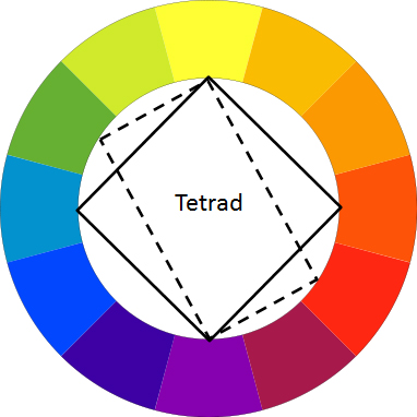 When Reviewing Color Schemes To Prepare For This Post I Did Not Think Would Have Examples Complex Harmony As Looked Closer Though