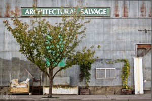 Architectural Salvage, Philomath, Oregon