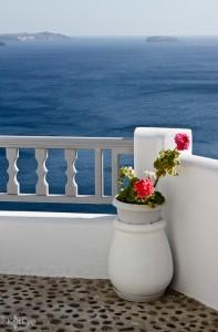 By the Sea, Santorini, Greece