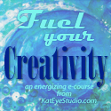 Fuel Your Creativity Button 125x125