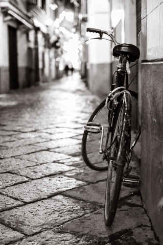 Italy Sorrento Bicycle Kat Sloma Photography