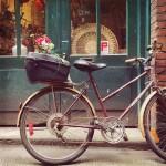 Bicycle Victoria BC Canada Kat Sloma iPhone Photography