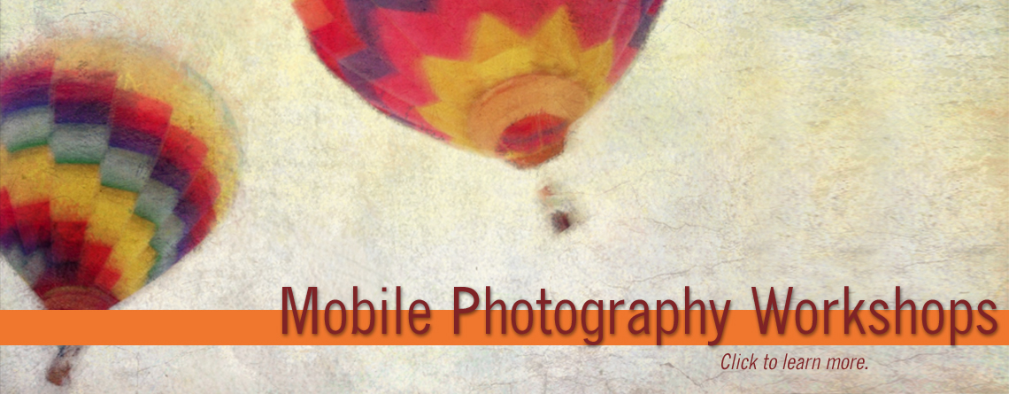Mobile Photography Workshop Series