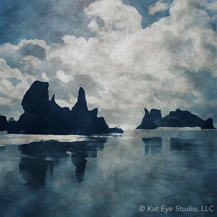 Bandon Oregon Coast Kat Sloma iPhone Photography